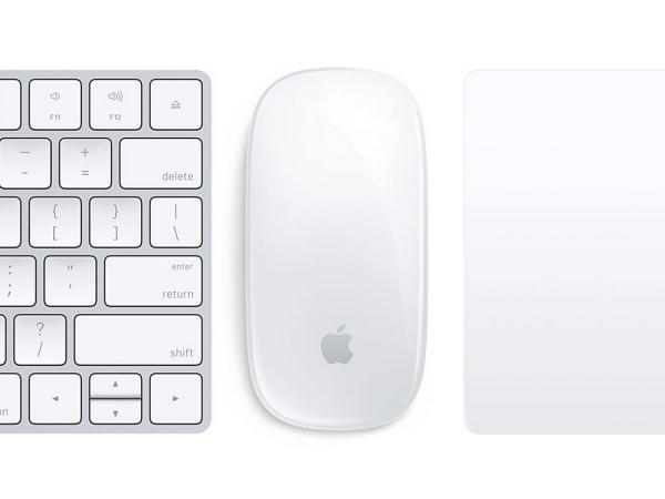 Apple推出第二代Magic Keyboard、Mouse&Trackpad,全面改內建鋰電池
