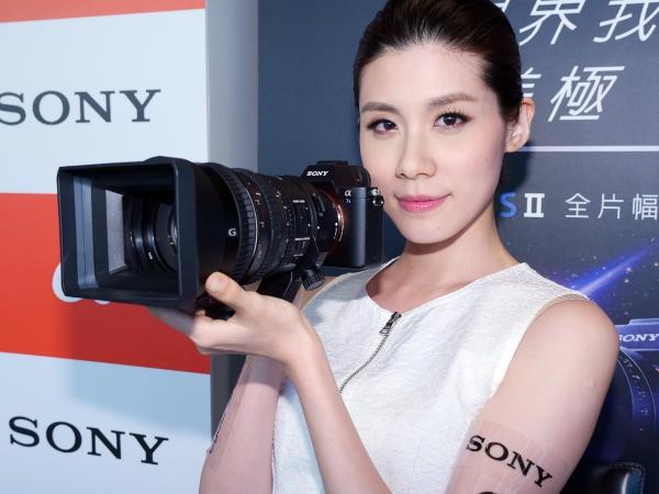 Sony A7S II 上市:新增4K錄影、S-Log3、五軸防震與14bit Raw無損格式,售價 89,980 元