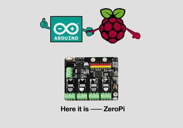 相容於雙系統的開發套件,ZreoPi讓你同時控制更多裝置