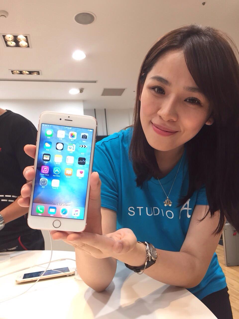 iPhone 6s/6s Plus銷量翻4倍  陸客陸生瘋搶買 現省4千元價差
