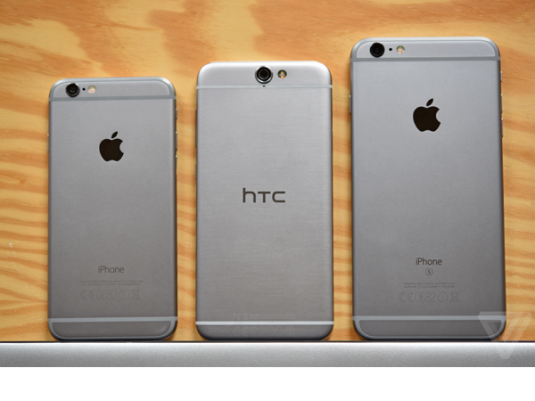 外媒這樣看HTC One A9:一台跑著Android 6.0系統、售價399美元的iPhone