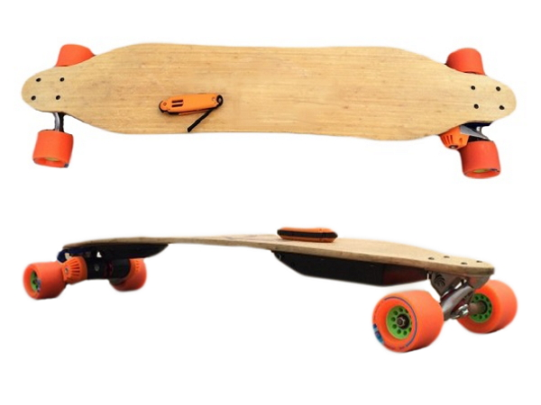 【投稿】台灣人終於可以買到電動滑板「ME-Board」