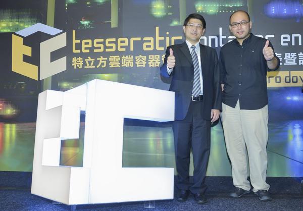國人開發的Tesseratic電商容器平台,網站就算瞬間爆量都不用擔心