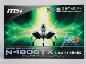 世界第一超頻王:MSI N480GTX LIGHTNING