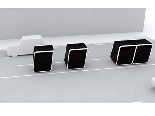 Next 自動駕駛客艙新構想,顛覆交通工具的刻板印象