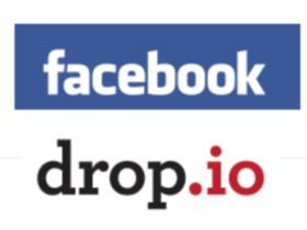 Facebook 併購免空網站 drop.io,買人不買站