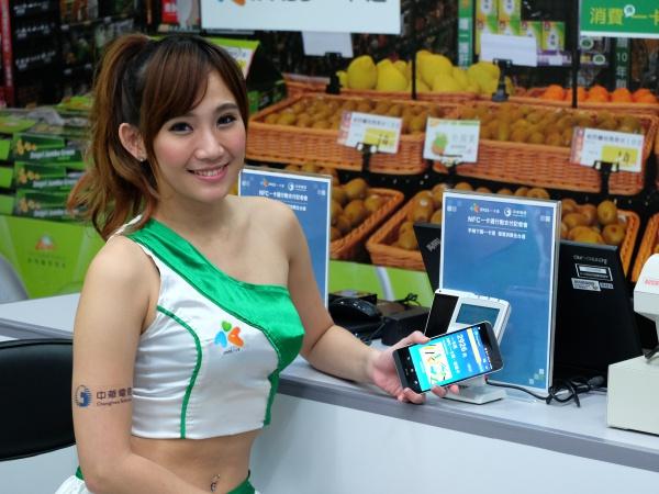 比悠遊卡快!一卡通與中華電信聯手,推手機「NFC 一卡通」