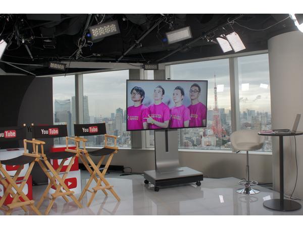 前進東京 YouTube Space 現場,看他們如何提供給影片創作者夢幻的共享空間?