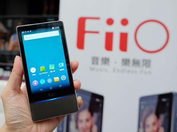 FiiO 推 Android 無損音樂播放器 X7,售價 22,500 元