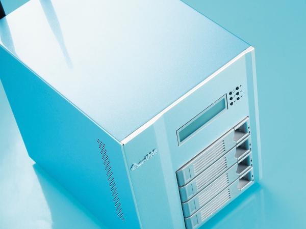 詮力PowerNAS PN-401:開放式系統,工具程式與行動支援齊備