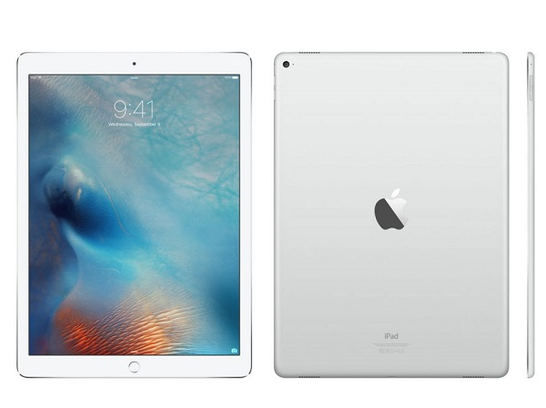 iPad Pro 台灣售價 27,900 元起,三種規格版本、一人限購兩台
