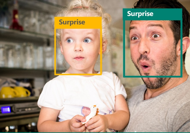 Microsoft顏面辨識第二彈,這次分析照片中的情緒