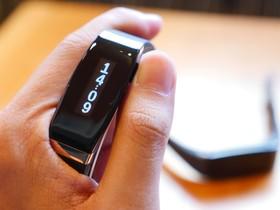 內建悠遊卡感應晶片!GOLiFE  Care X 智慧手環讓你把悠遊卡戴在手上