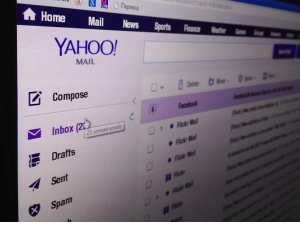美國的Yahoo郵件使用者發現,裝了廣告遮蔽外掛Yahoo可能不讓你收信