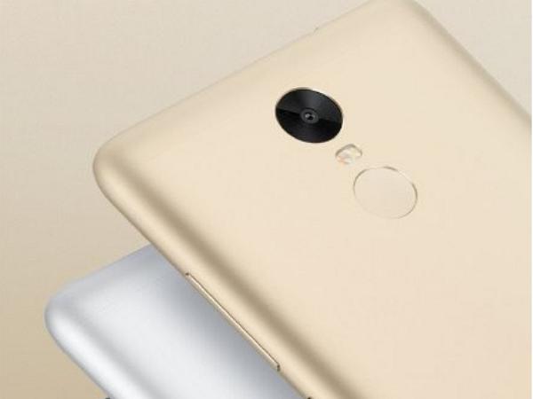 原來不是紅米Note 2 Pro,小米今日發佈新機紅米Note 3