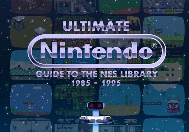 熱血玩家募資出版!終極紅白機大百科Ultimate Nintendo