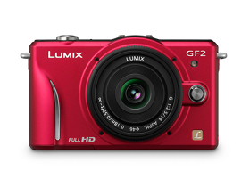 史上最小的 M4/3 系統:Panasonic Lumix DMC-GF2