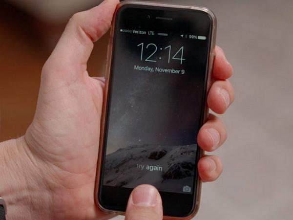 手心常出汗指紋辨識失敗?試試這個小方法,可以讓你的Touch ID解鎖更順利