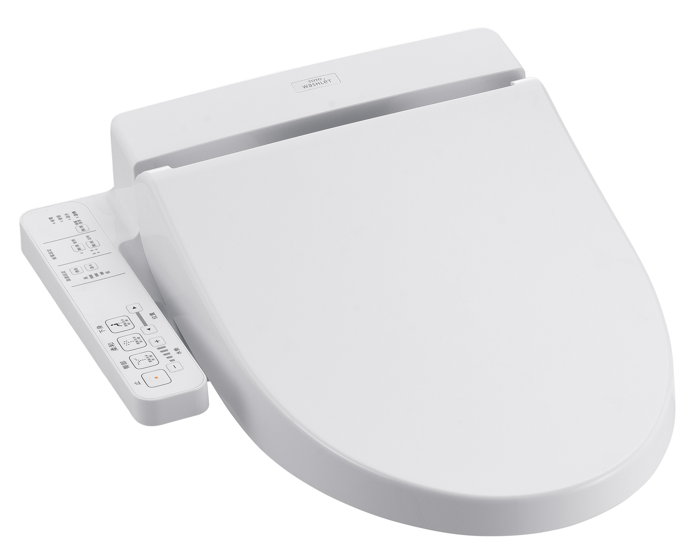TOTO新一代WASHLET NEW S系列 搭載業界首創「前噴霧技術」 清潔更輕鬆