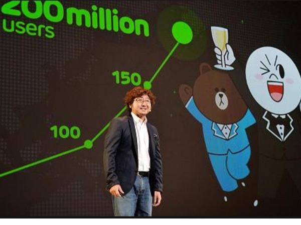 LINE前任CEO森川亮:LINE不追求「差異化」,追求與眾不同只會變平凡
