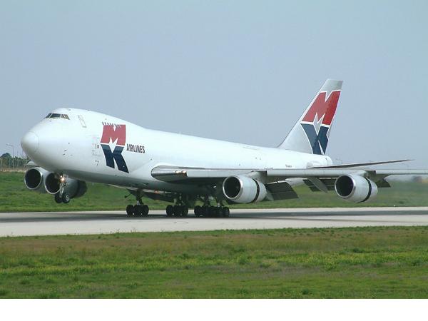 馬來西亞機場登報失物招領:三架波音747-200F貨機待認領 ,是你遺失的嗎?