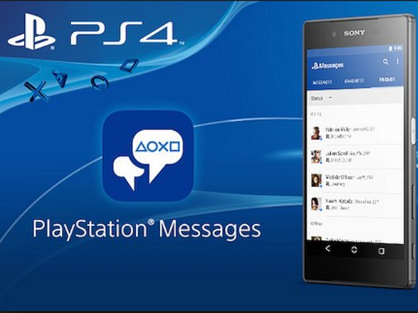 Sony也推即時通 App?Playstation Messenger 在 iOS/Android 平台上架