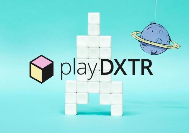 playDXTR科技積木結合物聯網,家長還可即時瞭解孩童學習狀況