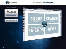 社交瀏覽器 RockMelt:批著 Facebook 外衣的 Chrome