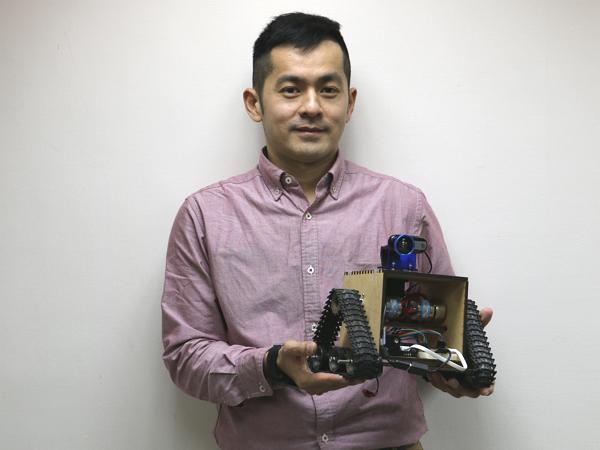 與CAVEDU團隊 阿吉老師,談機器人教育如何養成