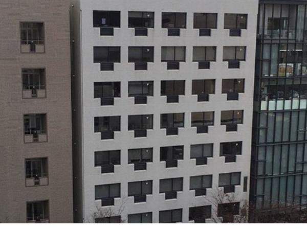 這棟大樓的窗戶,讓許多網管人員的眼睛移不開 | T客邦