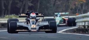 經典F1賽車挑戰山路賽道!日本箱根熱血喧囂