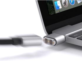 針對 MacBook 設計,第三方 USB Type-C 磁吸充電線推出