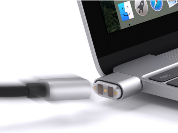 針對 MacBook 設計,第三方 USB Type-C 磁吸充電線推出