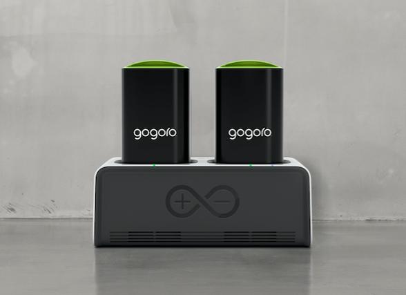 在家充電成真,Gogoro 推出 GoCharger 智慧電池座