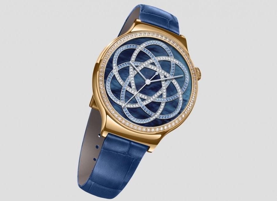 誰能比我娘?超精緻女用智慧錶 Huawei Watch Jewel、Elegant