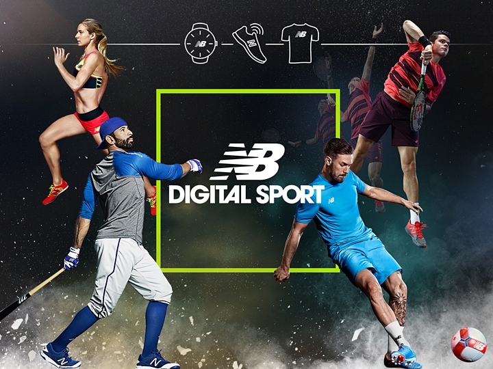運動數位化,Intel 與 New Balance 合作推智慧錶與跑鞋