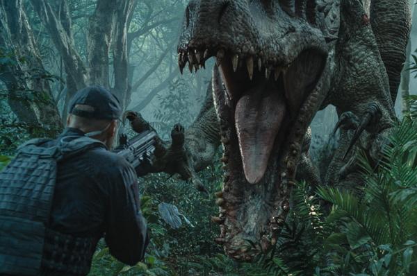 《黑暗騎士》、《侏羅紀世界》,這些好萊塢大片以後可能也是中國的了