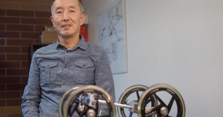 他發明了電動平衡滑板車,但賺到錢的卻是山寨商