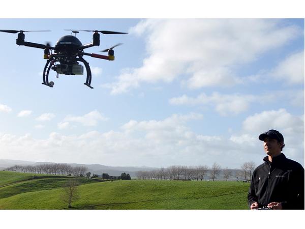 第一座獲得美國聯邦航管局認可的無人機機場,你在玩它們之前都該去受訓