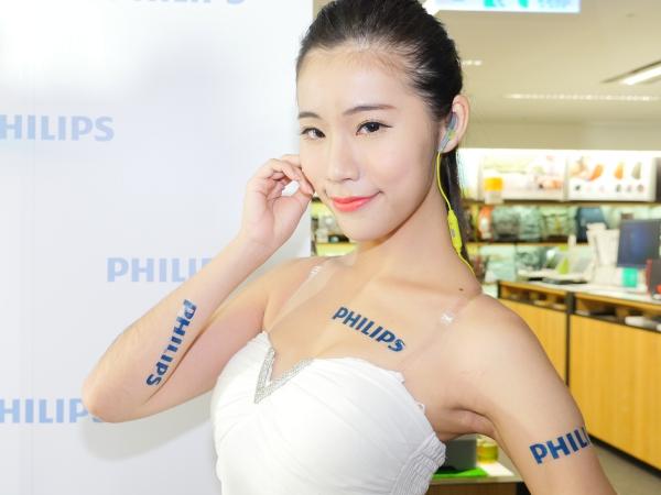 Philips 發表輕量化18g的藍牙運動耳機 SHQ8300,售價 4,990 元