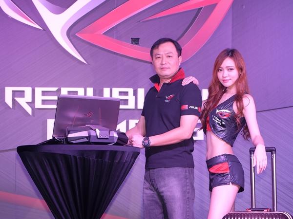 霸氣!華碩 ROG 水冷超頻筆電 GX700 上市,售價為 17.9 萬台幣