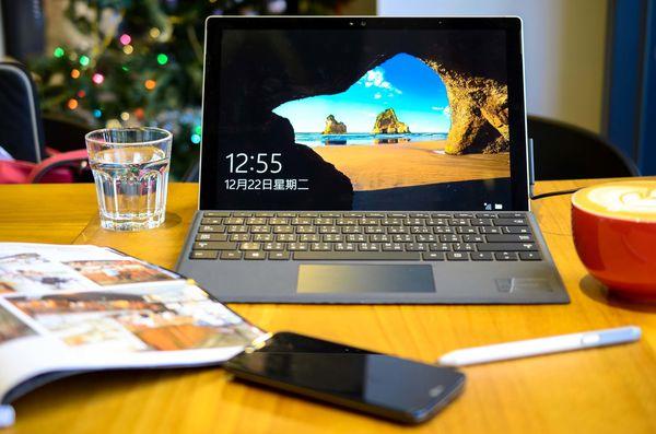二合一變形筆電的翹楚:Microsoft Surface Pro 4 一手試用心得精彩分享!