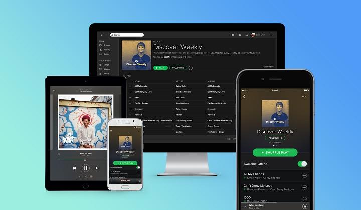 跑步時,你都聽什麼歌?Spotify 揭曉 2015 全球跑步歌單,女歌手占了七成 | T客邦
