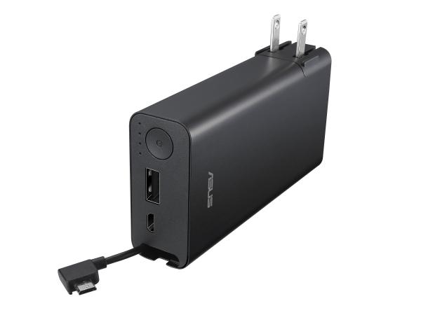 ZenPower Combo:內建插頭與充電線,行動電源界的要你命三千