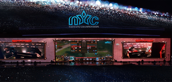 浩鑫SH81R4指定為2015 NanYang Dota2 Championships比賽專用機