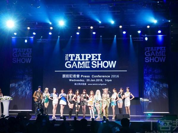 2016 TGS 台北國際電玩展下週開跑!PS VR 首度亮相