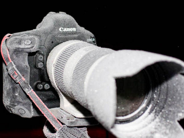 10°C、5°C不夠看,-25°C 極端低溫狂操 Canon EOS 1D X ,它還撐的住嗎?
