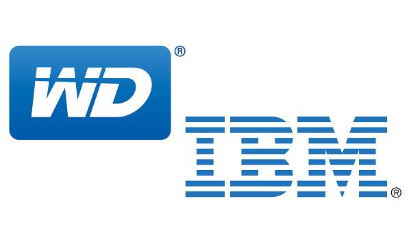 WD 再度出手,收購 IBM 儲存專利技術並談成交叉許可協議