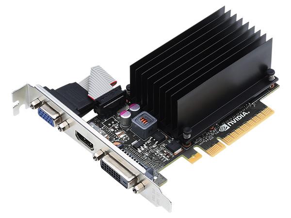 入門顯示卡不死,NVIDIA 新推出 GeForce GT 710