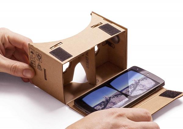 Google Cardboard VR銷售破 500 萬台,成當今VR裝置銷量 No.1